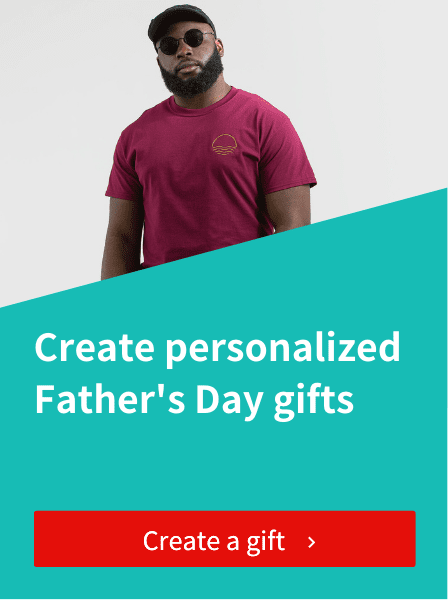 Create a gift banner