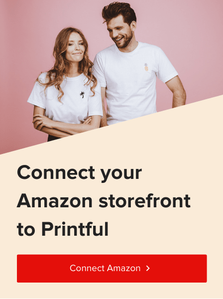 Connect Amazon to Printful integration
