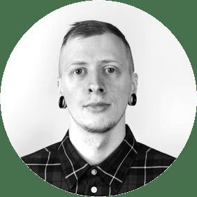 Graphic designer Raimonds