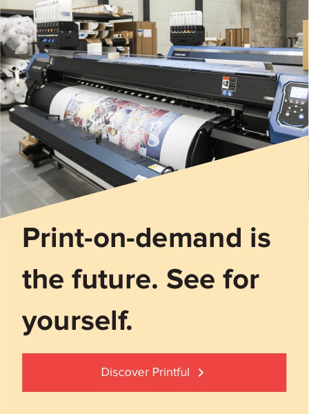 Discover Printful banner