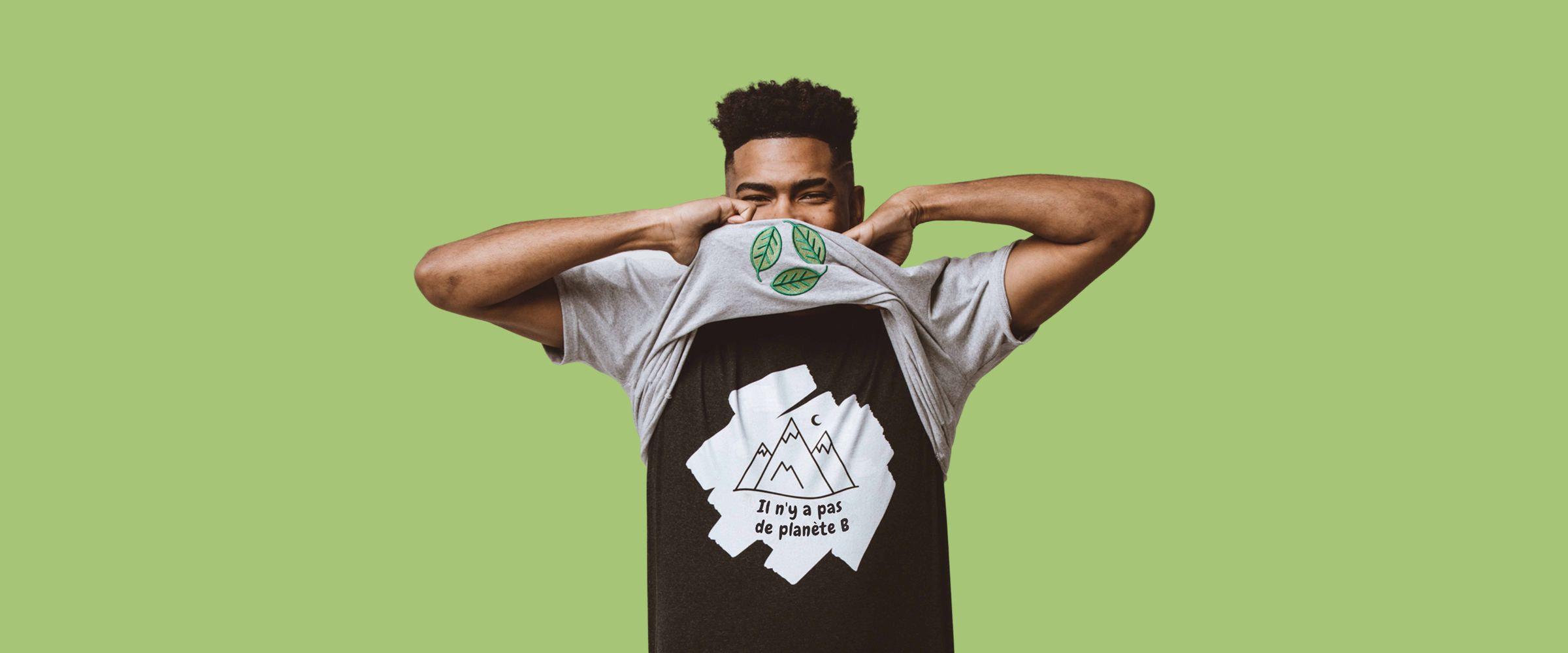 camisetas eco friendly