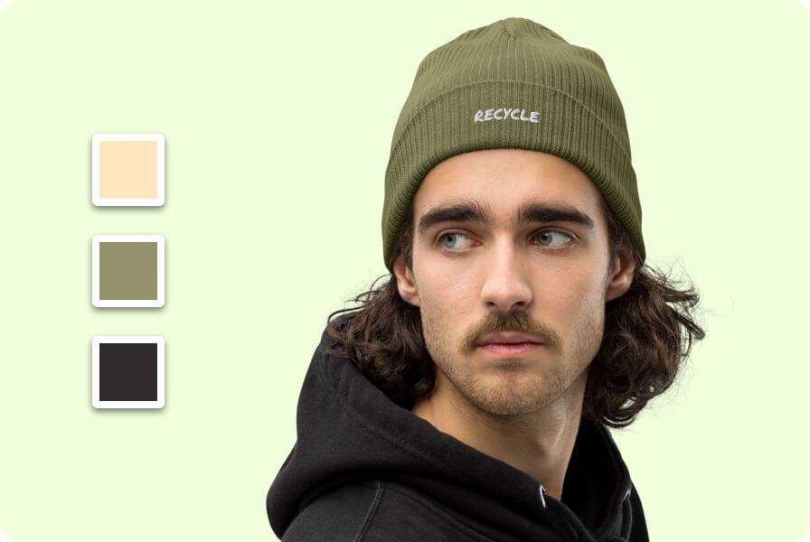 eco beanie hat