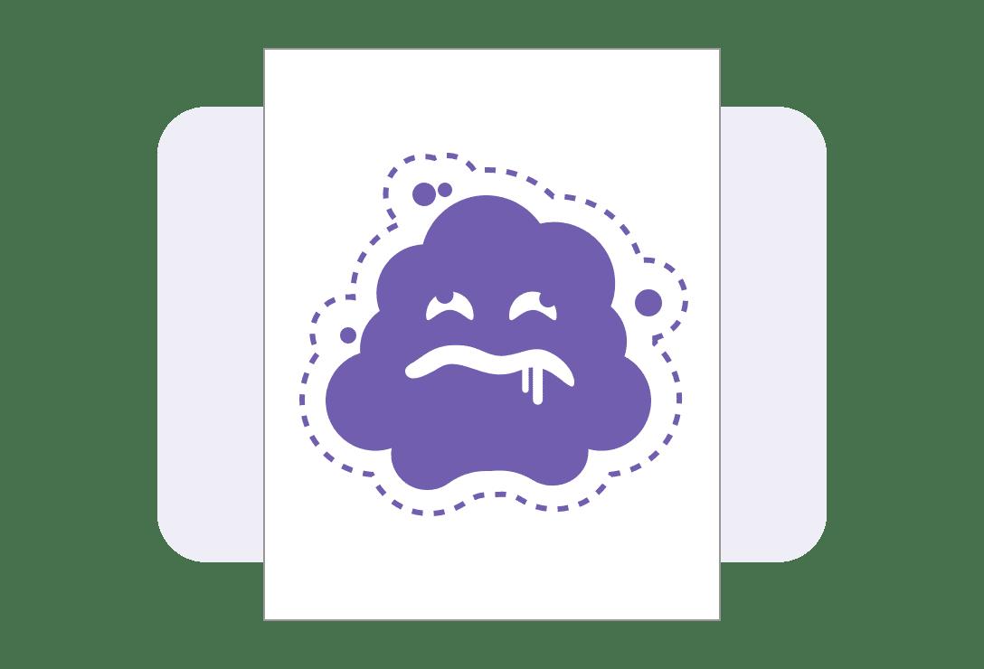 custom stickers transparent