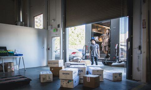 print-on-demand drop shipping