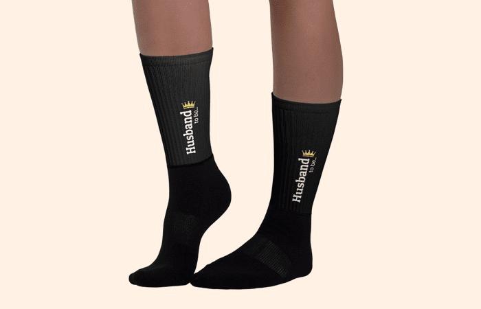 Bachelor socks
