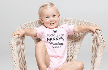 Individuelle Baby-Bodys