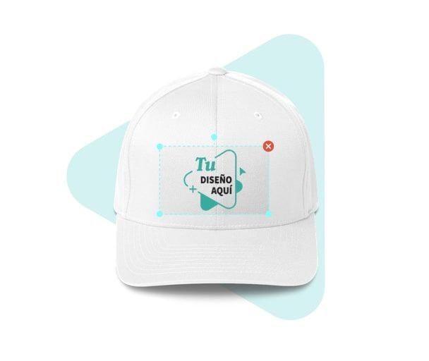 Creador de diseños de gorras