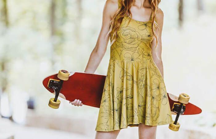 Custom dresses