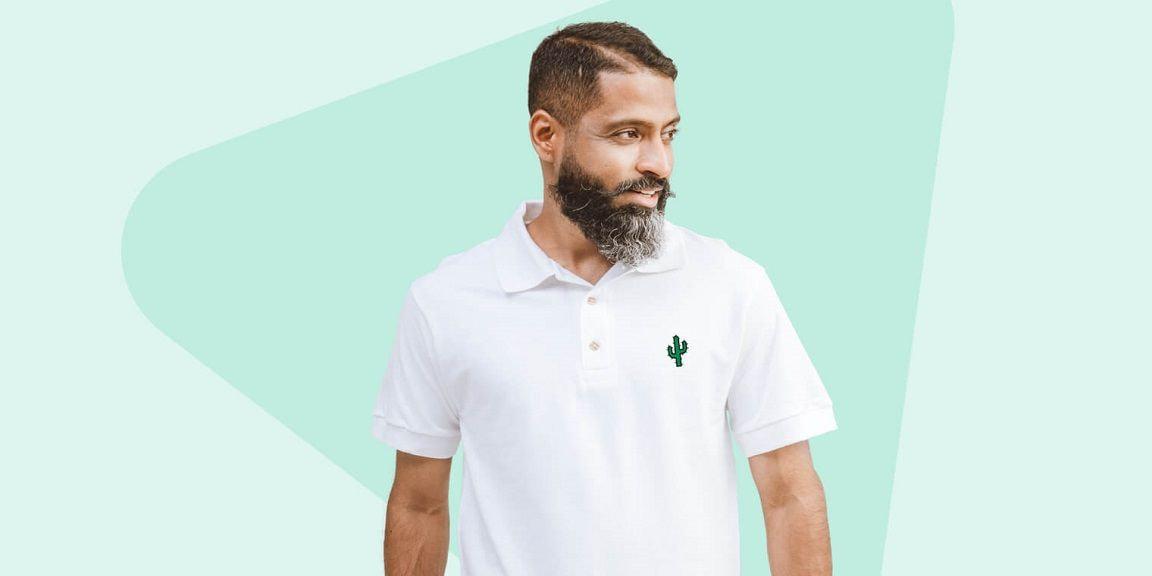 Embroidered polo shirts UK