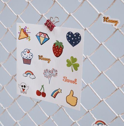 custom stickers full sheet