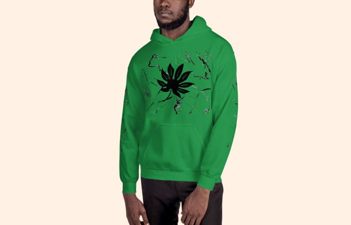 Custom hoodie for men