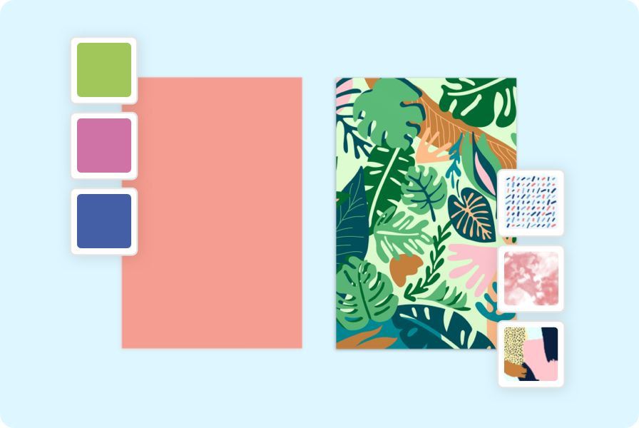 Create designs online with Printful
