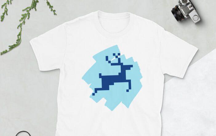 Camisetas Navidad al por mayor