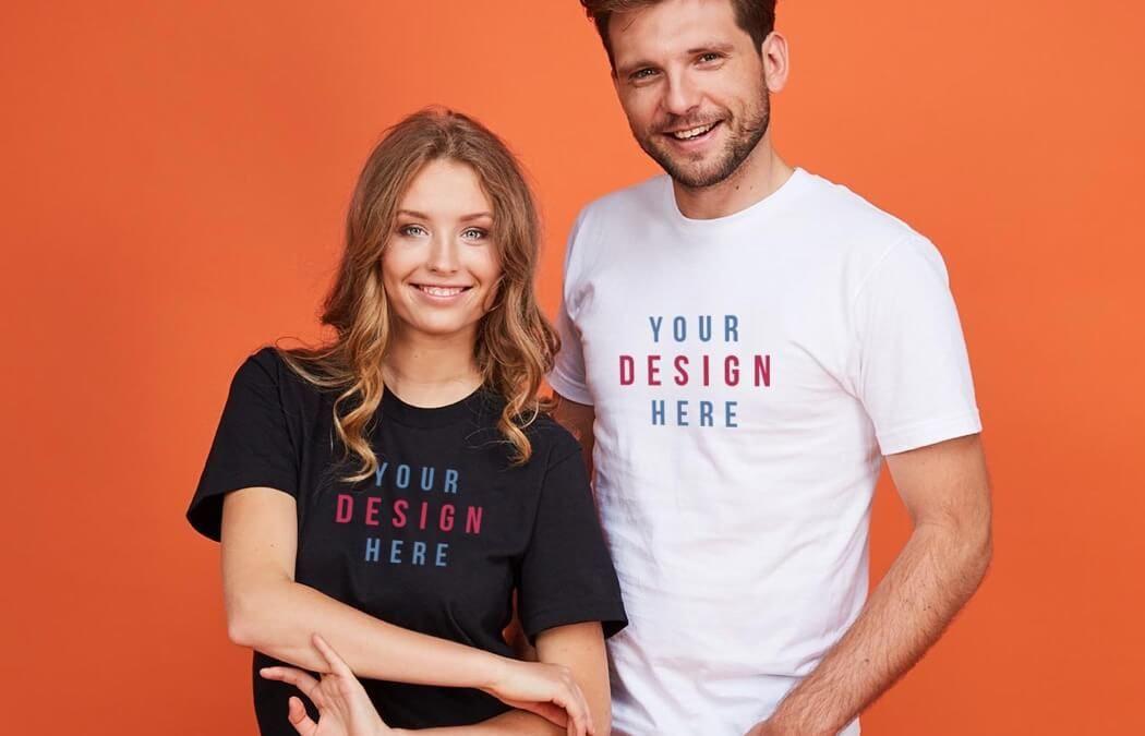 T-Shirts selbst gestalten