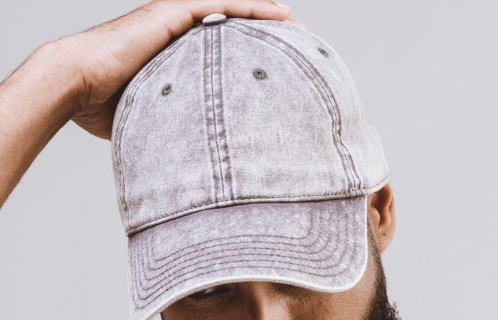 Individualisierte Kopfbedeckungen