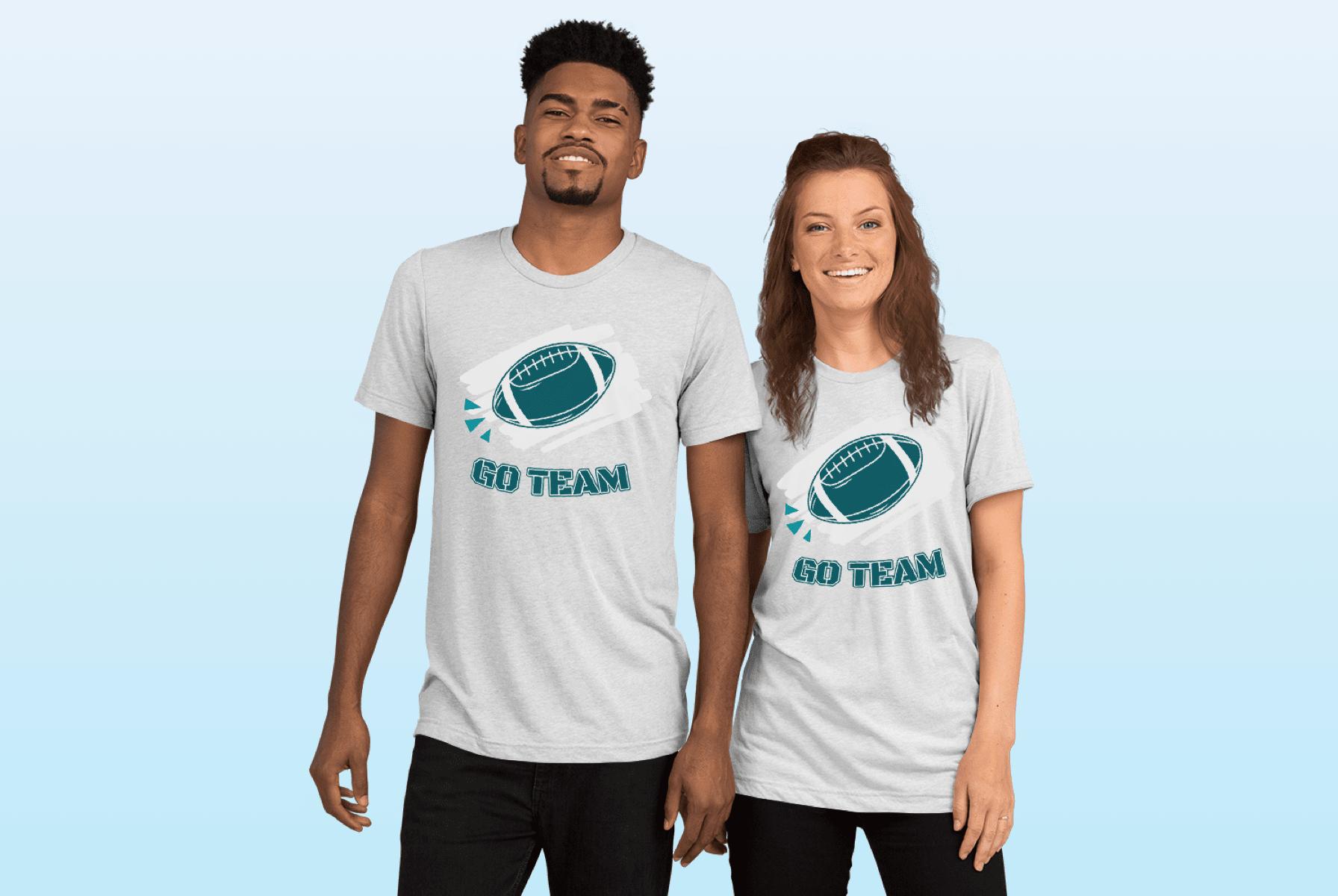 student team shirts