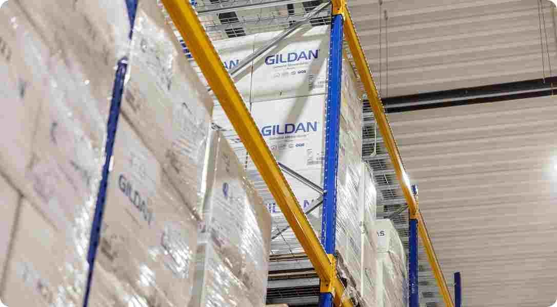 迅速配送が可能な施設の倉庫管理