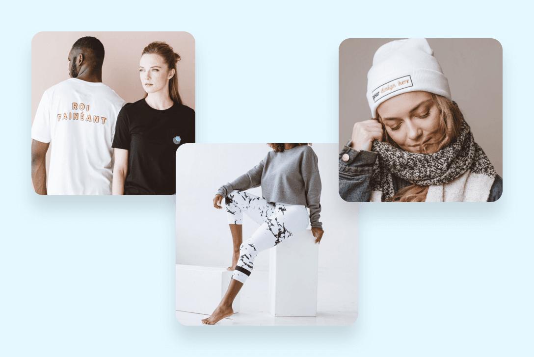 Clothes fulfillment