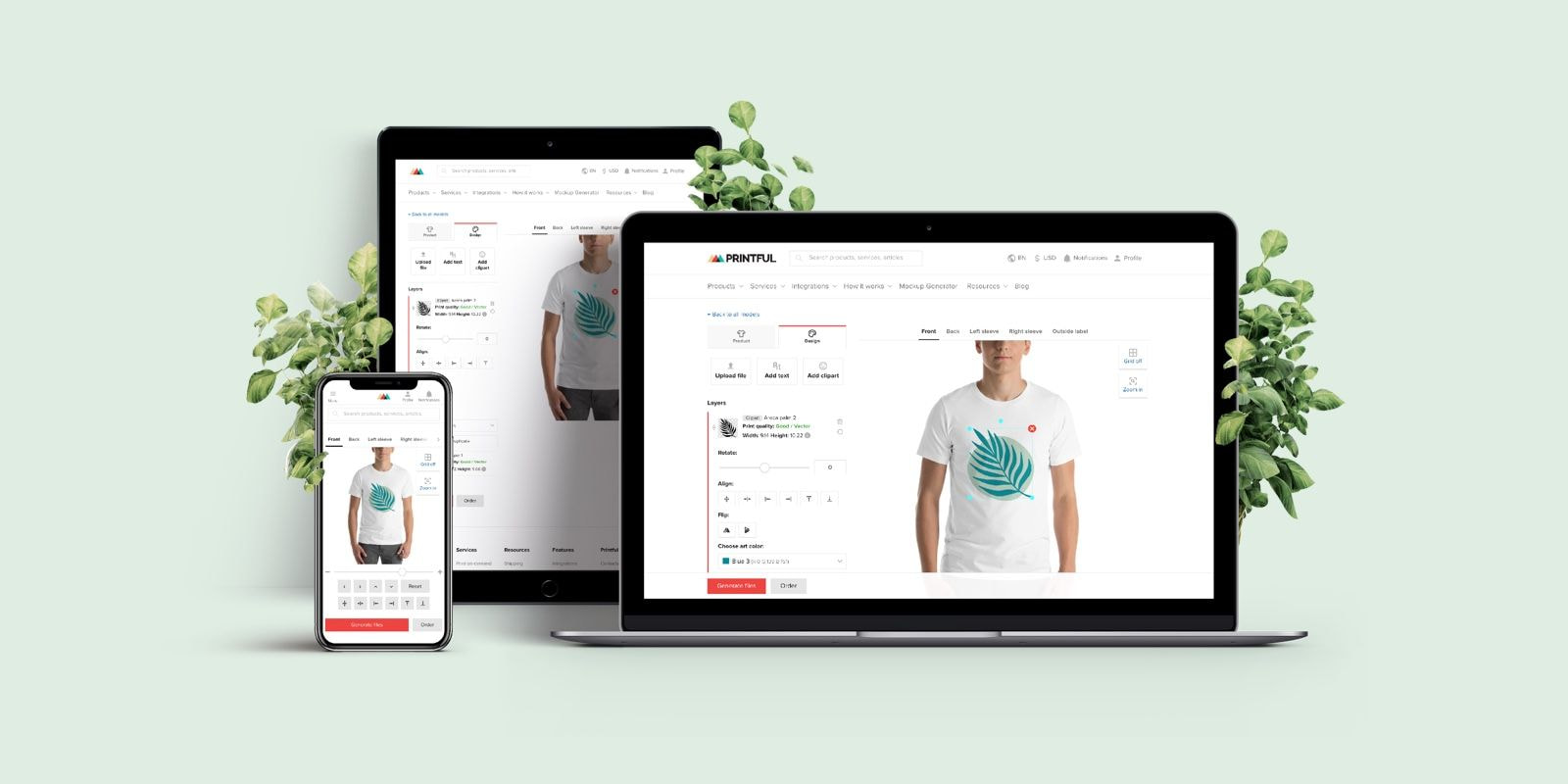 Starting a t-shirt business
