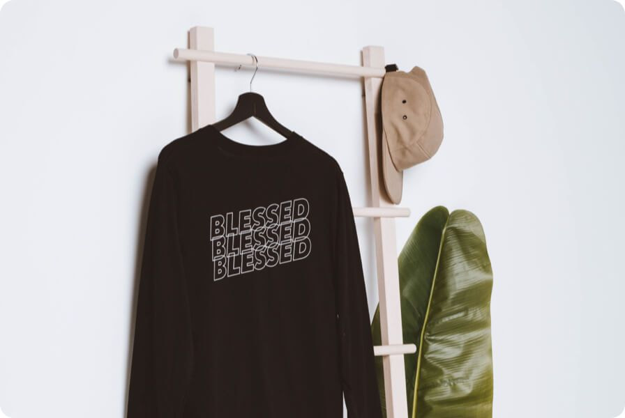 customizable sustainable apparel