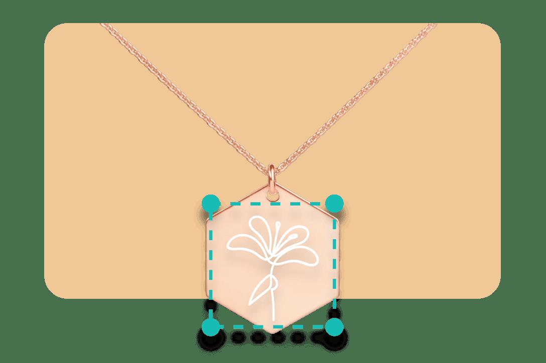 designs et gravures sur bijoux
