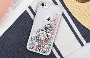 Bridal party phone cases