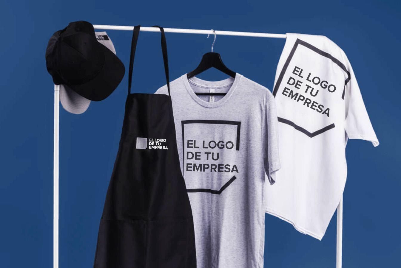 Amplio catálogo de camisetas