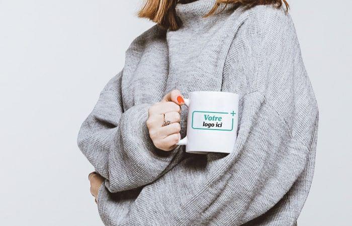 Mugs avec votre logo