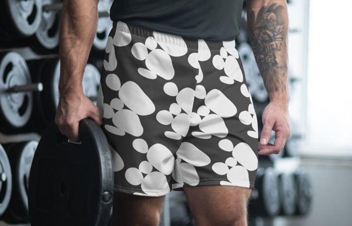 custom men shorts