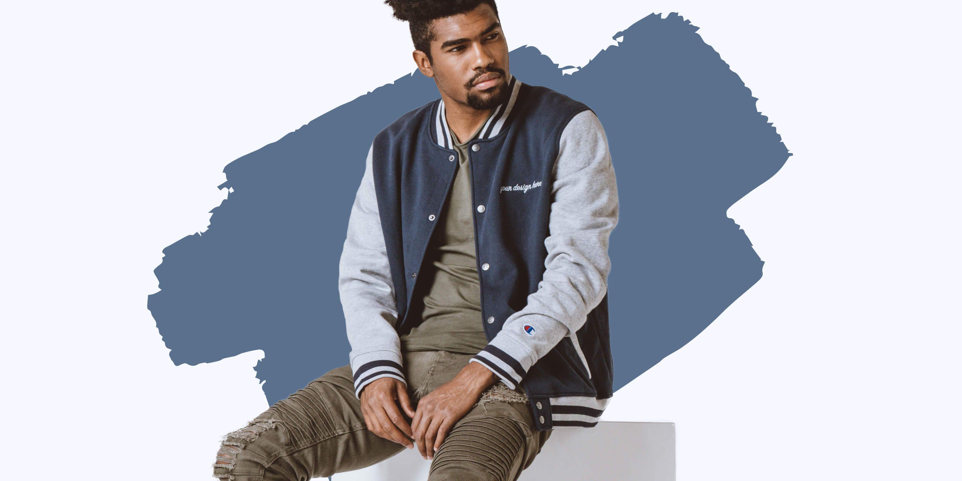 Embroidered jackets (UK)