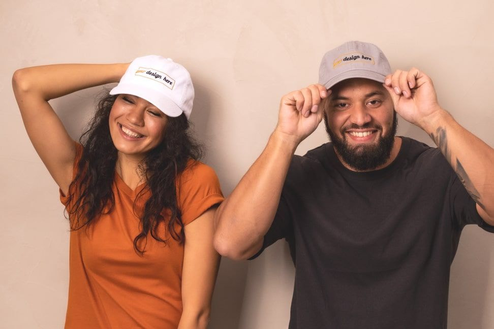 custom hats with embroidery