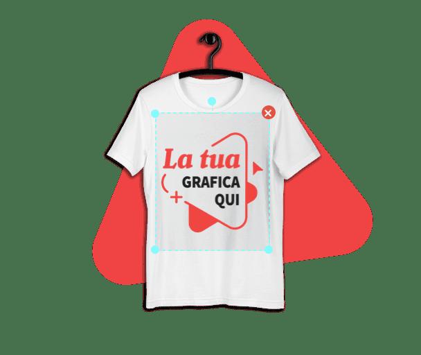 Generatore di mockup magliette