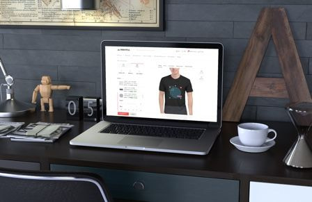Create online store from home