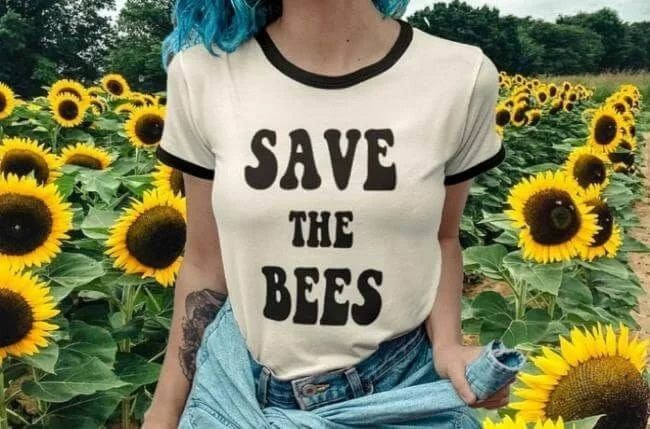 Producto promocional de Tees for Bees
