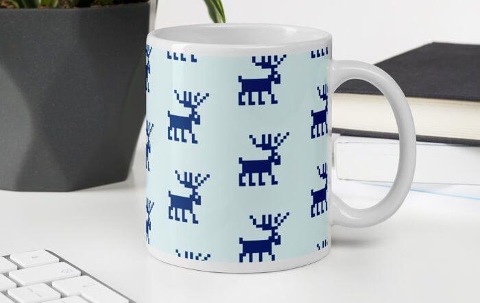 Mugs de Noël en gros