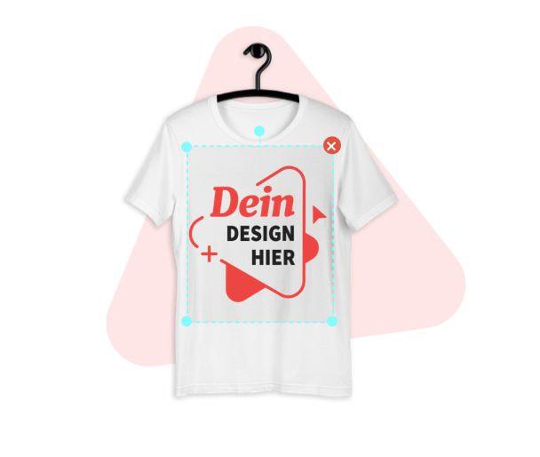 Mockup-Generator für T-Shirts