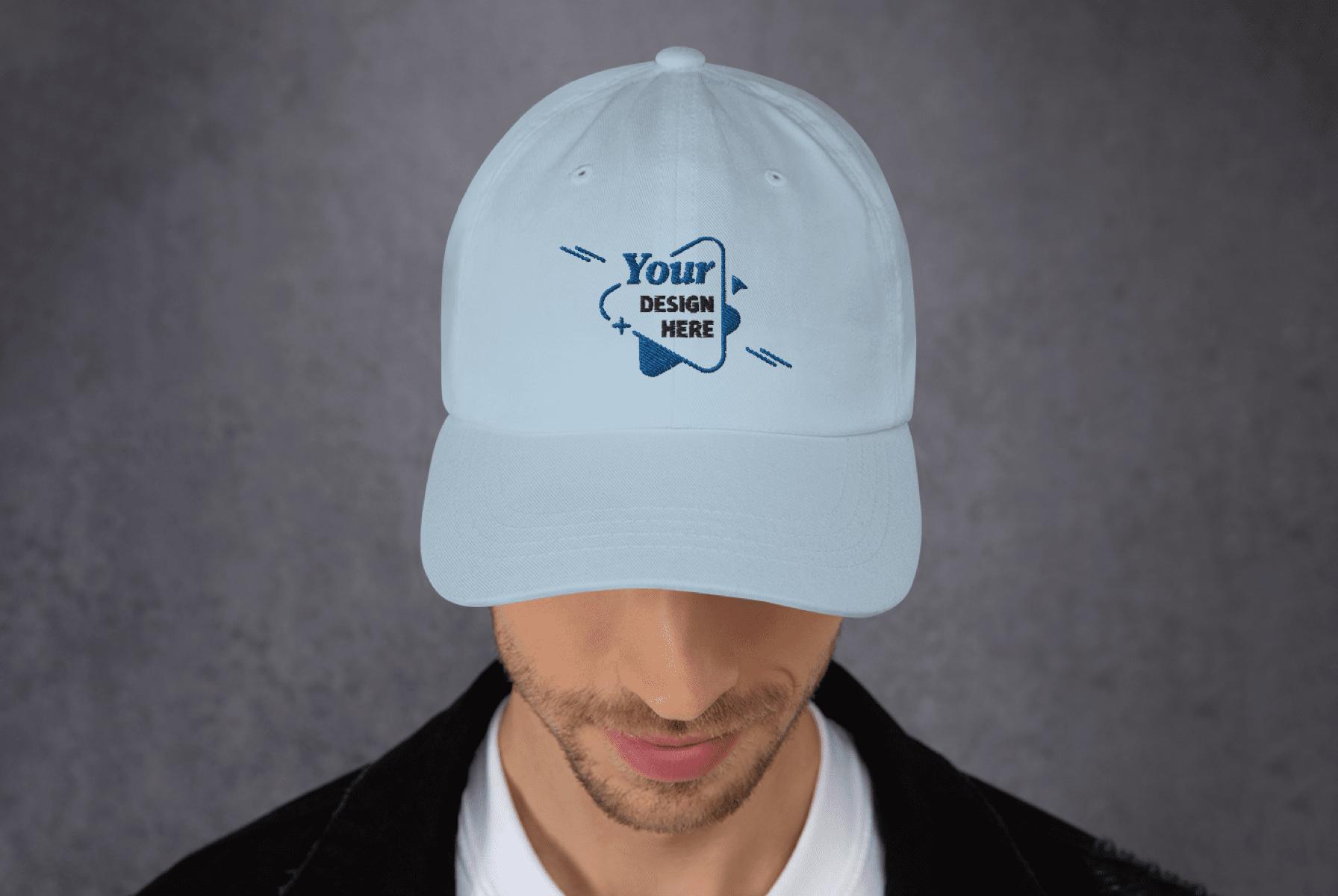Dad hat in bulk