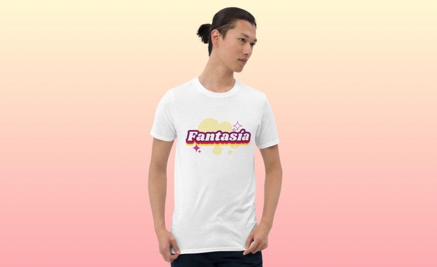 Camisetas con mensaje personalizado