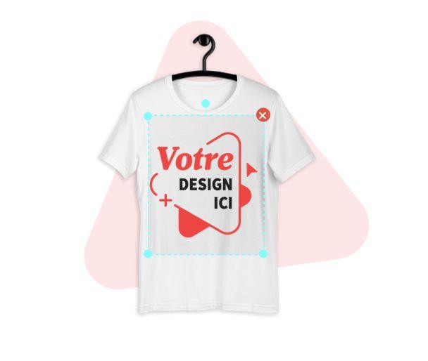 Outil de design t-shirt