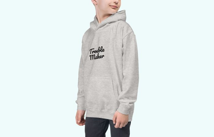 Custom hoodie for kids
