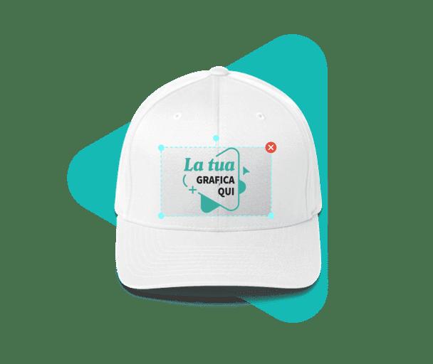 Generatore di mockup cappello