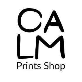 Calm Prints Shop