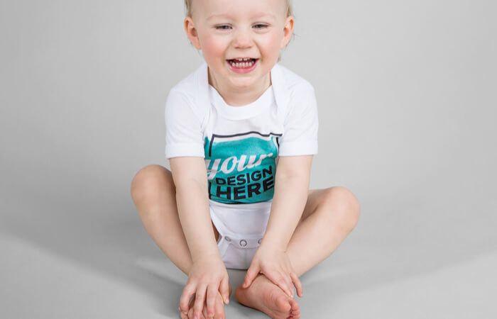 Bodysuit for baby