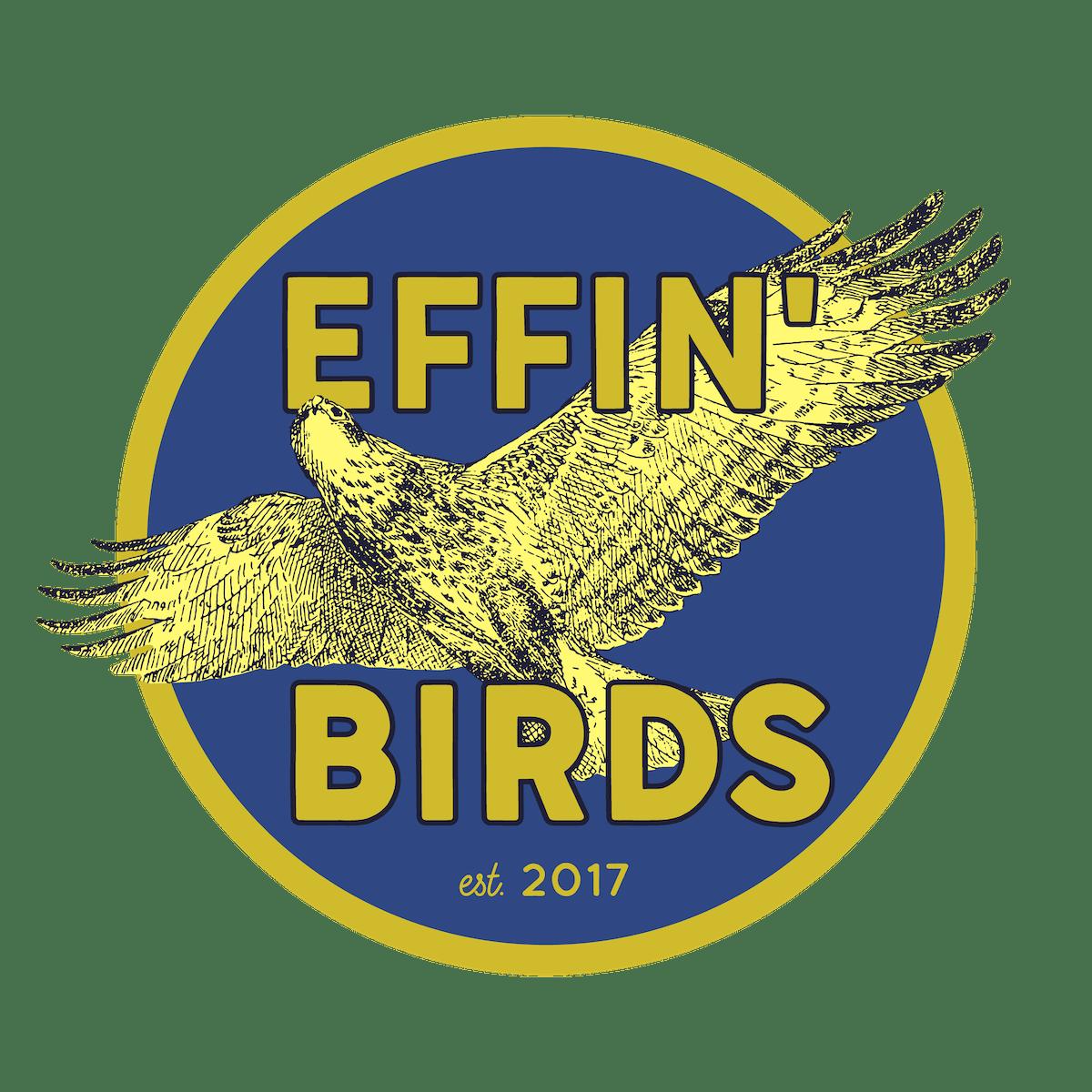 Logo Effin' Birds