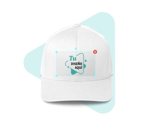Generador de maquetas de gorras
