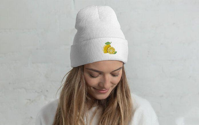 Mütze mit Umschlag | Yupoong 1501KC