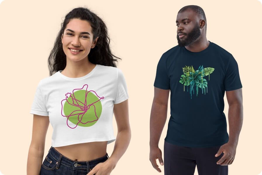 Camisetas eco-friendly