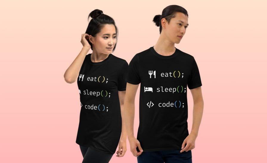 nerdy workout shirts