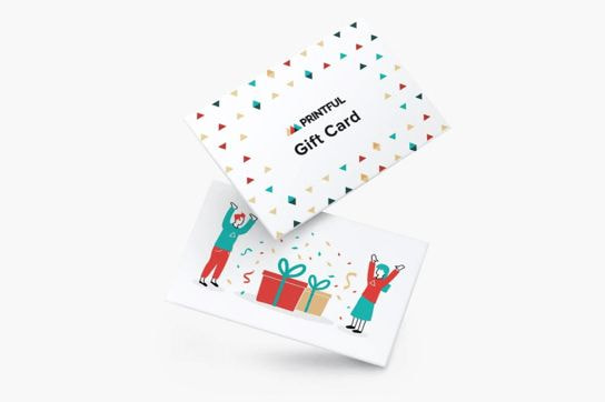 Printful Gift Cards