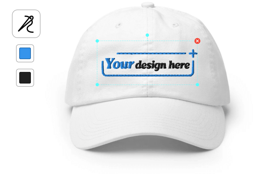embroidery mockup generator